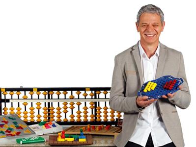 Foto Antônio Carlos - Diretor do Franquia Educacional Supera