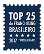 SUPERA RECEBE PRÊMIO TOP 25 DO FRANCHISING