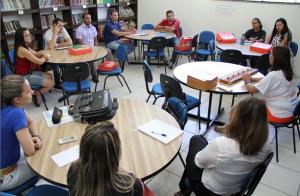 Neide Cardoso oferece capacitação para educadores das escolas públicas de Lucas do Rio Verde