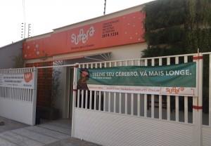 Unidade SUPERA São Luís, uma das escolas inauguradas no mês de outubro