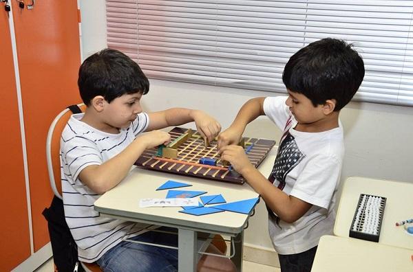 Franquia de sucesso - Estimulação cognitiva evita reforço escolar e faz com que alunos tenham mais facilidade para aprender todas as disciplinas