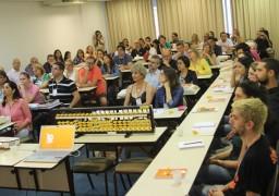Franqueados do SUPERA reunidos em São José dos Campos para o 1º treinamento de 2016