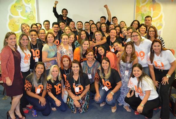 Equipe Comercial SUPERA e consultores participantes da última edição do evento, realizada em janeiro deste ano