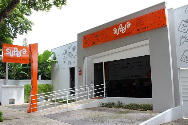 Unidade piloto da Franquia de escola SUPERA, que fica em São José dos Campos (SP), no Esplanada