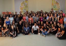 Treinamento da franquia SUPERA, realizado no mês de abril em São José dos Campos (SP)