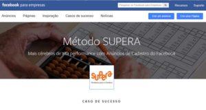 Facebook-elege-SUPERA-case-mundial-em-Educacao - Franquia de Escola SUPERA
