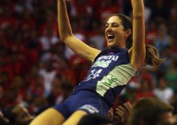 Fernanda Venturini, 45, ex-voleibolista