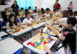 Franquias em alta - Projeto Neuroeducação leva ginástica cerebral a alunos da rede pública do município de Cláudia (MT)