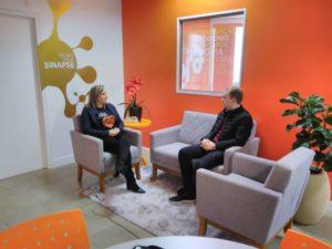 SUPERA Santa Rosa cede entrevista à RBS TV, afiliada da Globo local
