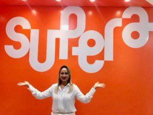 Alessandra Trentino é uma das empreendedoras de sucesso da rede e registrou altos números de faturamento em 2017