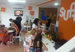 A inauguração da unidade SUPERA Santo André chamou a atenção da mídia e do público