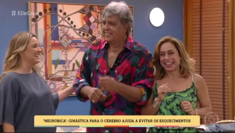 Programa da TV Globo contou com a participação de Solange Jacob, Diretora Pedagógica Nacional do Método SUPERA