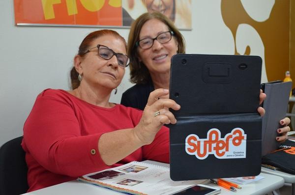 Franquia SUPERA tem curso para idosos