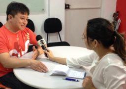 Franqueado SUPERA em entrevista para a afiliada da TV Globo local