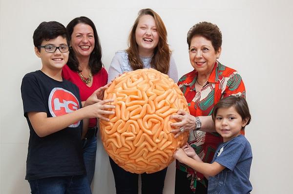 Uma das franquias em alta para 2018, SUPERA se une à entidade americana para promover a saúde do cérebro em todo o país