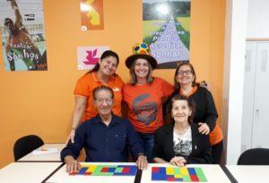 Patrícia Lessa, Coordenadora Pedagógica do SUPERA, visita a unidade Manaus Dom Pedro