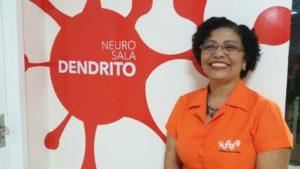 Selma Freitas deixou um cargo de direção em uma empresa para investir na rede de franquias