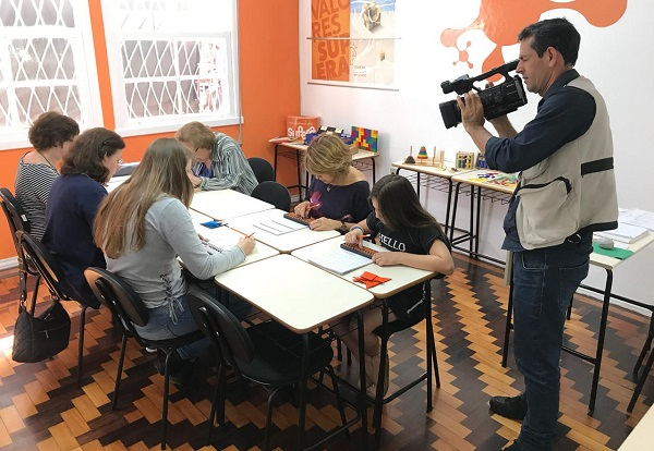TV PAMPA - Franquia de Escola SUPERA