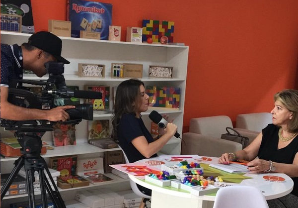 TV Record Paulista - Franquia de Escola SUPERA